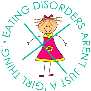 Eating disorders aren't just a 'girl thing'